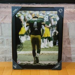 Brett Farve Green Bay Packers 11 x 14 Framed Photo